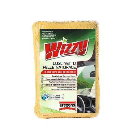 Wizzy Cuscinetto in pelle Arexons