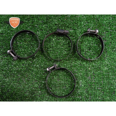 Suction collector cable ties kit Kawasaki Z 750 2003 2005