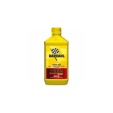 Motorcycle engine oil and scooter XT4-S C60 SCOOTER 5W-40 1 litro Bardahl