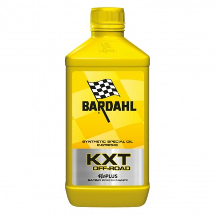 Motorcycle engine oil and scooter KXT OFF ROAD 1 litro Bardahl