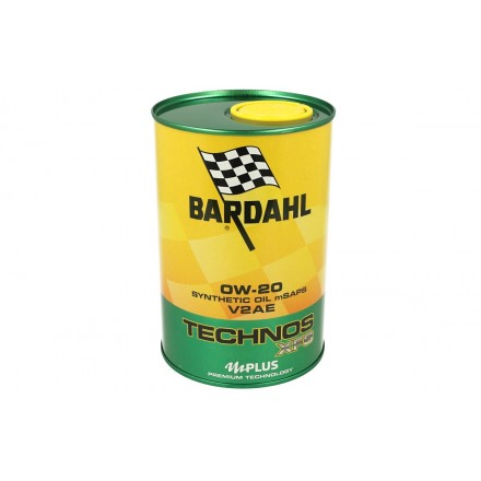 Car engine oil TECHNOS XFS V2AE 0W-20 1 litro Bardahl