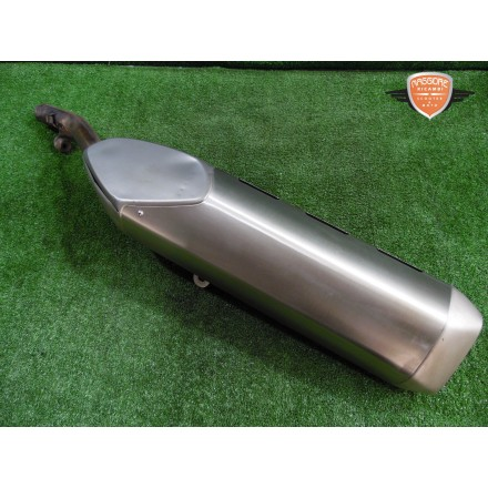 Right exhaust terminal marmite BMW K 1600 GT 2010 2016