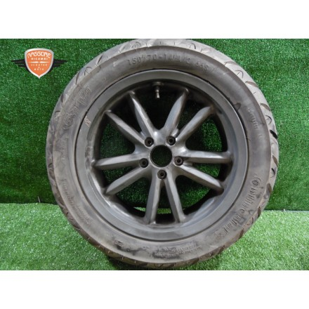 Rotaterearcircle Piaggio Beverly 400 2006 2010