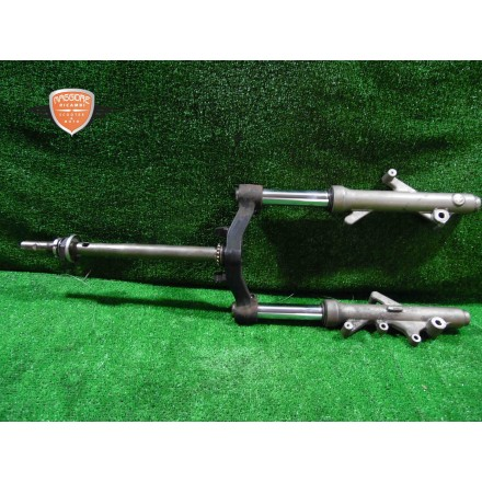 Fork slider lower fork cross brace MBK Skyliner 180 2003 2004