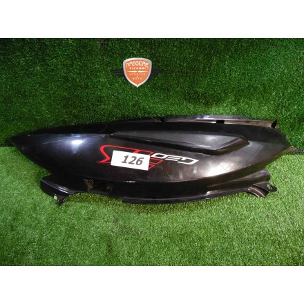 Hull structure pannel fairing body left Peugeot Geopolis 300 2010 2013