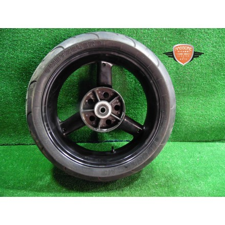 Rotaterearcircle Triumph Speed Four 600 2004 2006